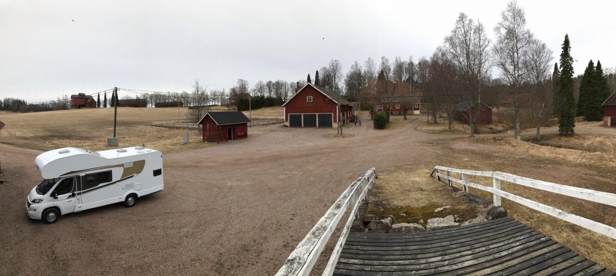 Kaakkois-Suomeen ja takaisin